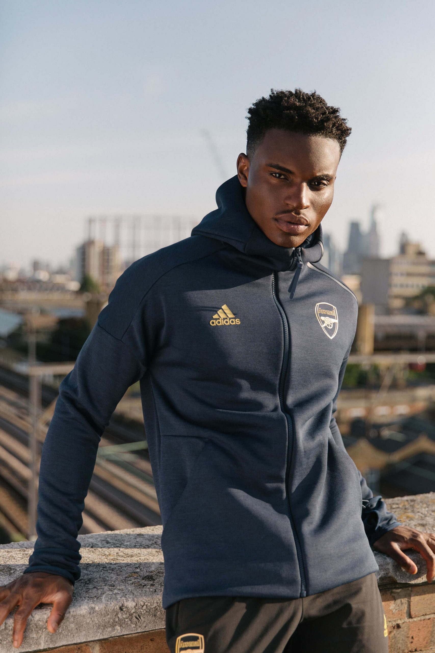 Arsenal Adidas Euro Training Range Video Production Birmingham