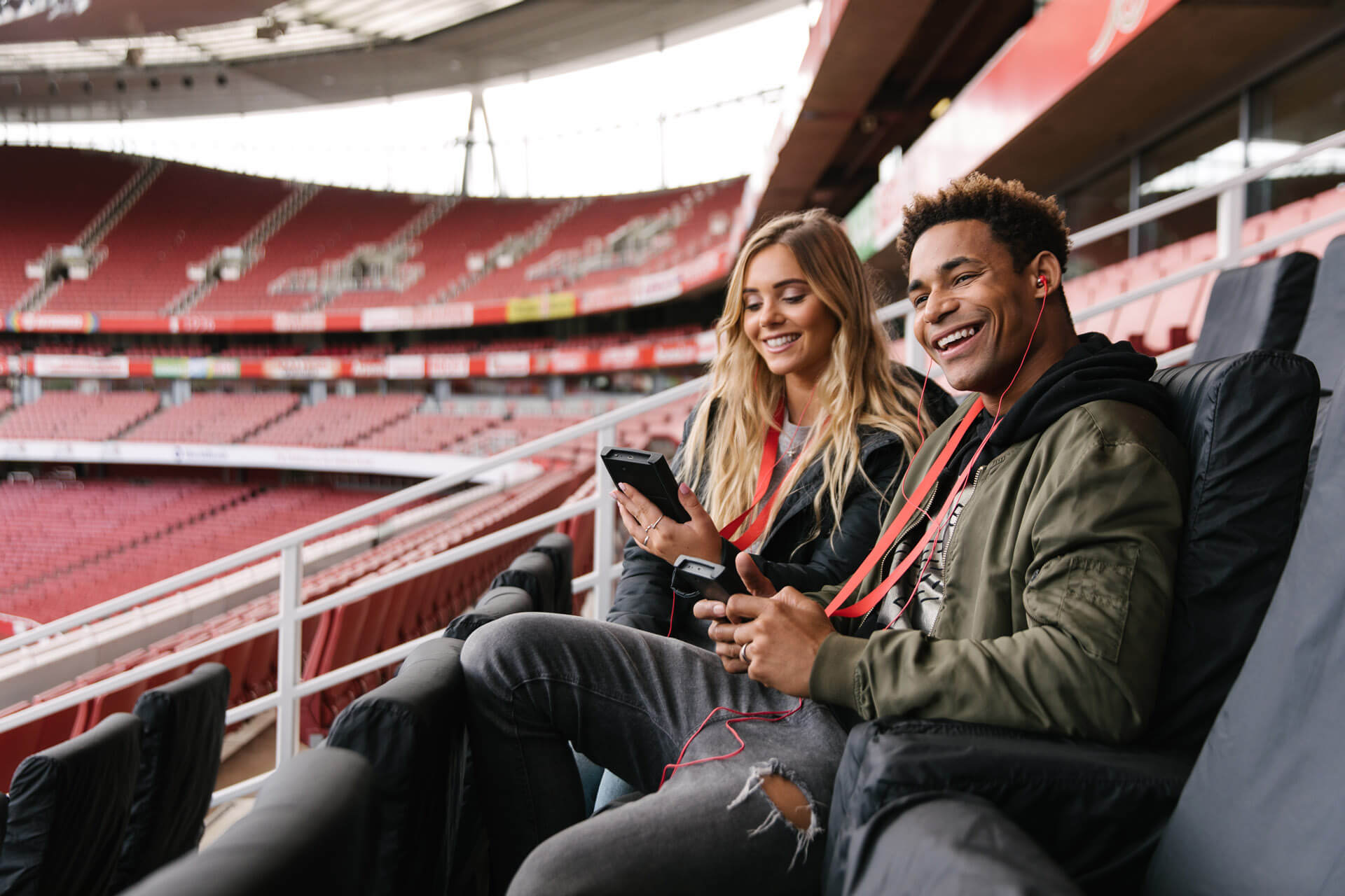Emirates Stadium Tours Video Production Birmingham