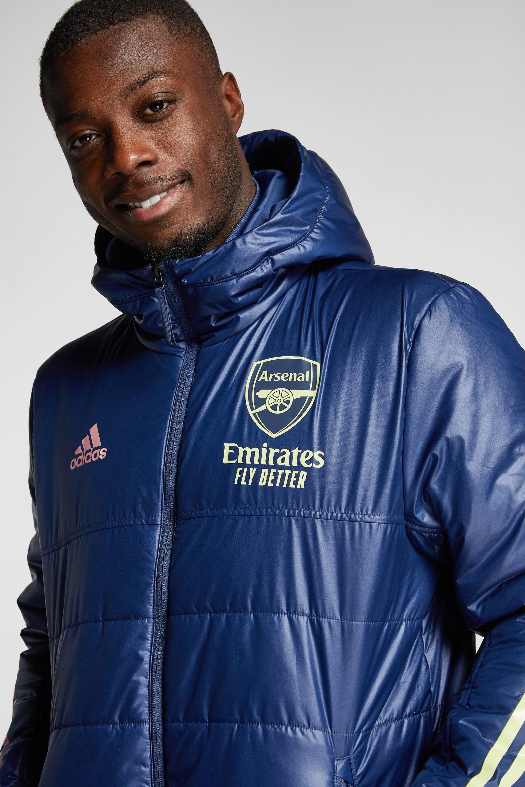 Arsenal Adidas Training Range 20/21 Video Production Birmingham
