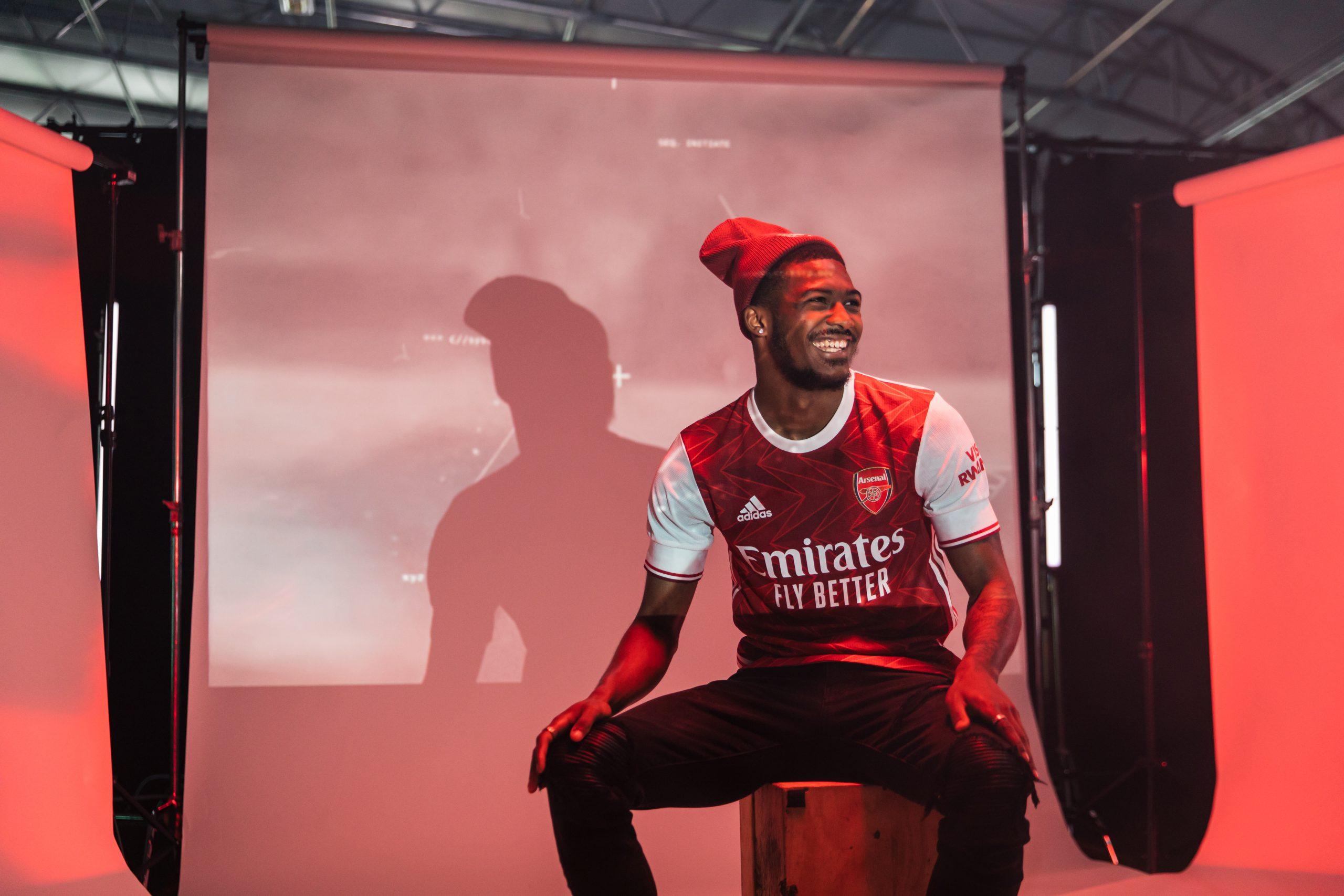 Arsenal | Home Shirt 20/21 Video Production Birmingham