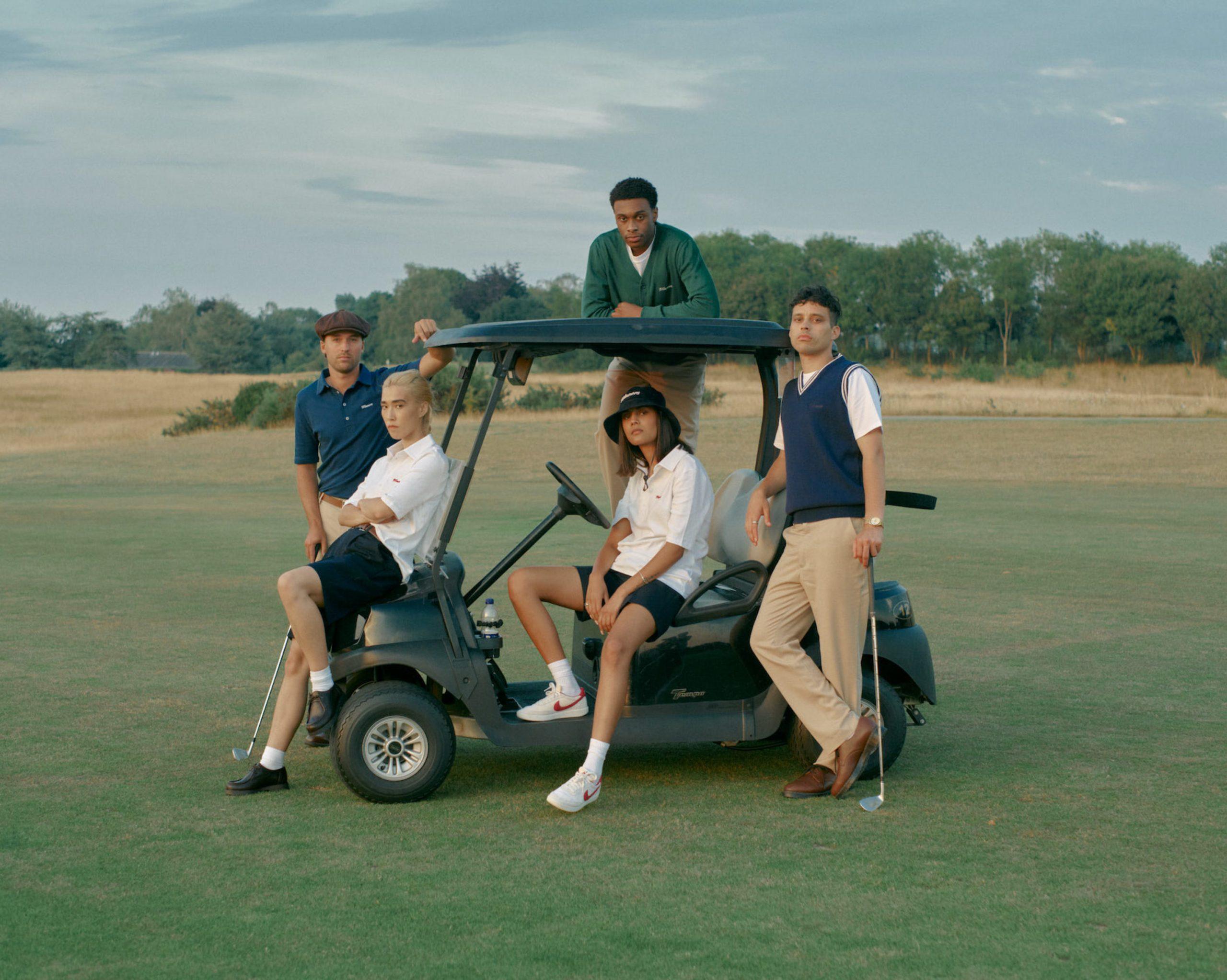 Manors Golf  | The Wonderful World of Golf Video Production Birmingham