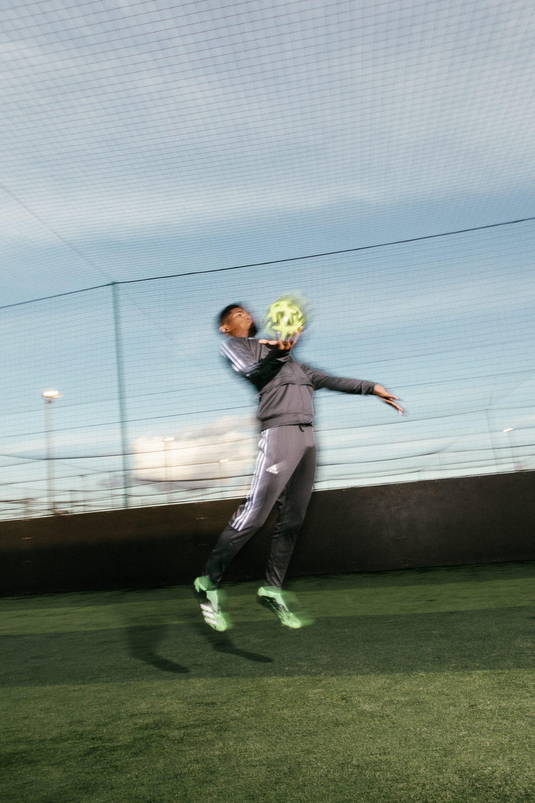 Adidas X Sports Direct | Precision to Blur Video Production Birmingham