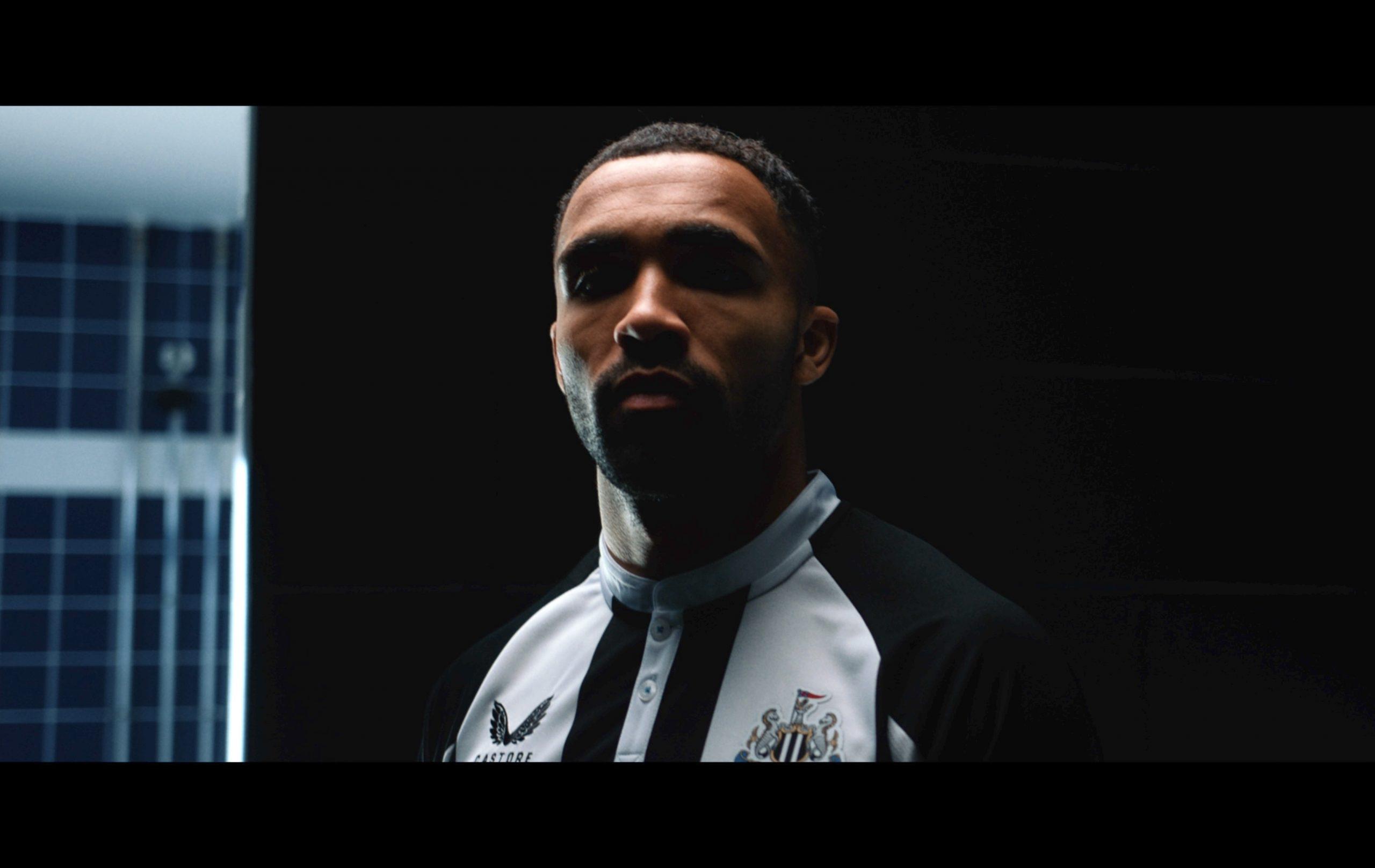 CASTORE | Newcastle United Home Shirt 21/22 Video Production Birmingham